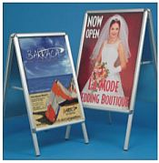 A-boards in two sizes
